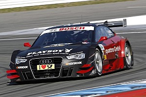 DTM Breaking news Audi completes driver line-up for 2013 DTM