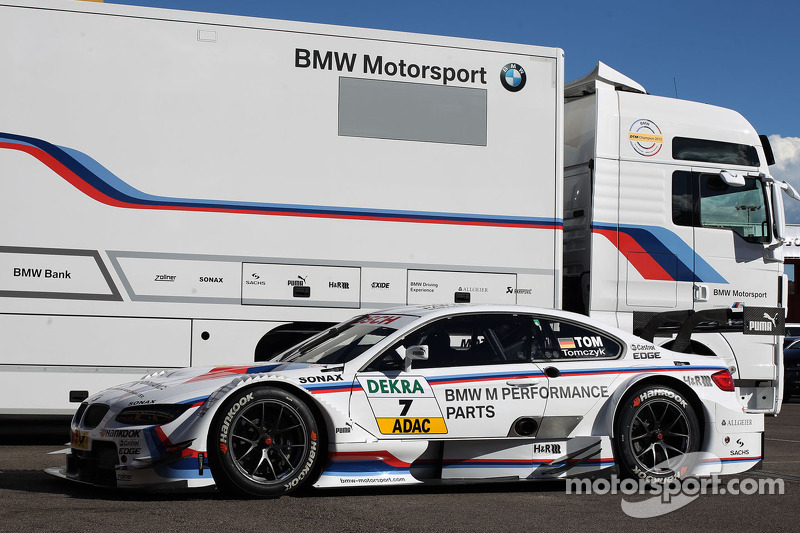 BMW is ready to challenge for back-to-back championship
