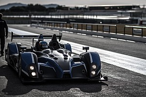 Positive tests for ORECA's Team Endurance Challenge
