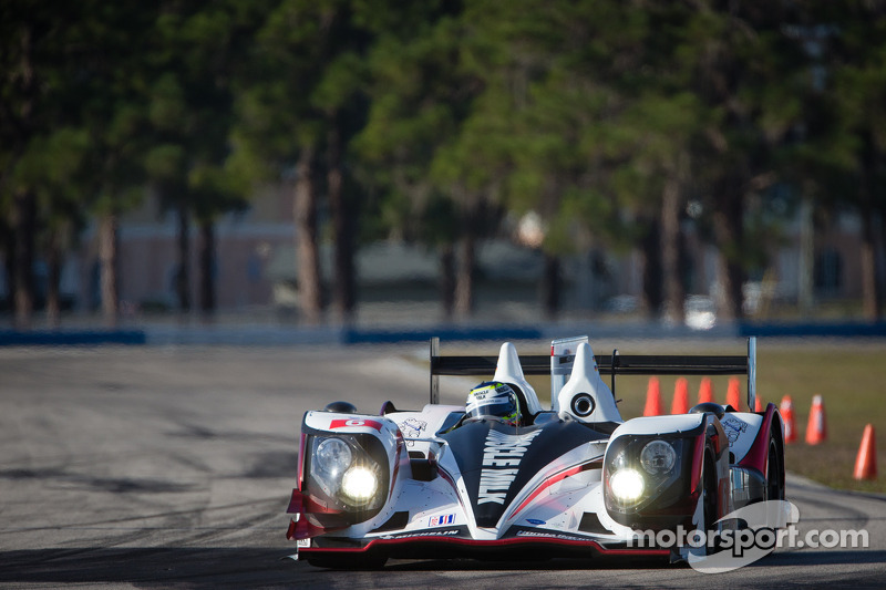 Pickett Racing wraps up successful   winter testing at Sebring