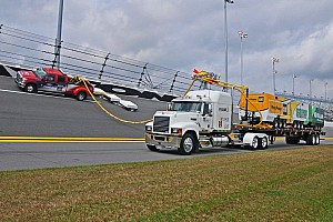 NASCAR Sprint Cup Breaking news Air Titan track dryer to debut during Daytona Speedweeks