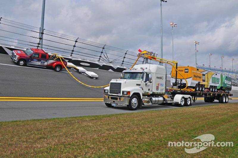 Air Titan track dryer to debut during Daytona Speedweeks