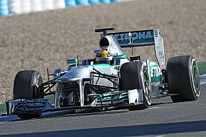 Too early to assess new Mercedes - Brawn