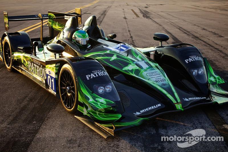 Extreme Speed Motorsports reveals P2 livery