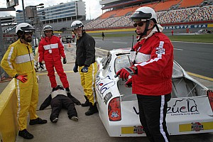 NASCAR Breaking news Charlotte Motor Speedway hosted annual safety training program