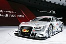 World Premiere in Geneva: Audi RS 5 DTM