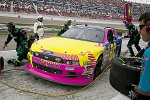 Bayne and Pastrana places pair of Ford Mustangs inside top-10 in Las Vegas