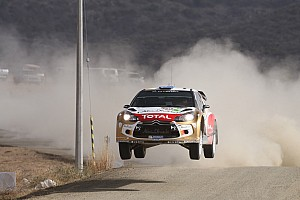 WRC Race report Atkinson secures sixth in Mexican round