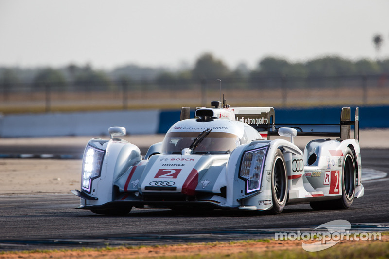 Audi's di Grassi a quick learner at Sebring