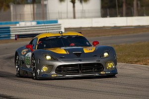 ALMS Preview The Viper GTS-R is back to take on 12 Hours of Sebring