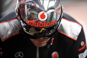 Vodafone quit McLaren over Bahrain issue - report