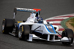 GP3 Testing report Bamboo Engineering sees positive results in Barcelona