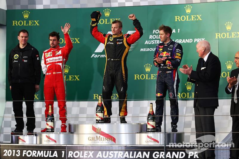 Raikkonen wonders if Lotus budget big enough for title