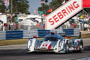 ALMS Race report Audi claims historic Michelin Green X Challenge in Sebring 12H