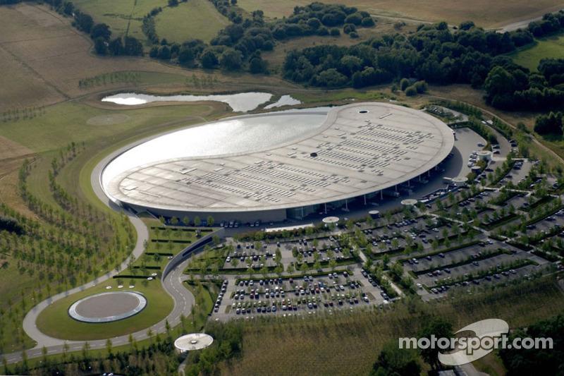 McLaren Group announces new standart ECU