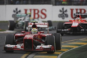 Massa wins record for longest Ferrari drought