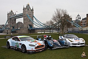 WEC Breaking news 6 Hours of Silverstone launched in London
