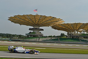 Race 1 in Malaysia was not a lucky start for Trident Racing