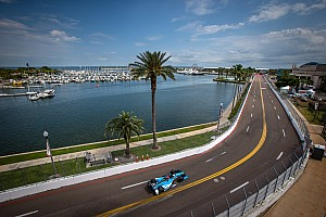 Vautier and Pagenaud retire early from St. Pete