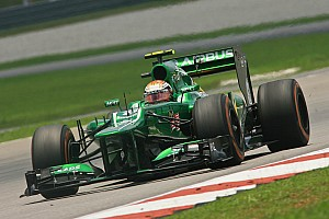 2013 season 'really starts in Spain' - van der Garde