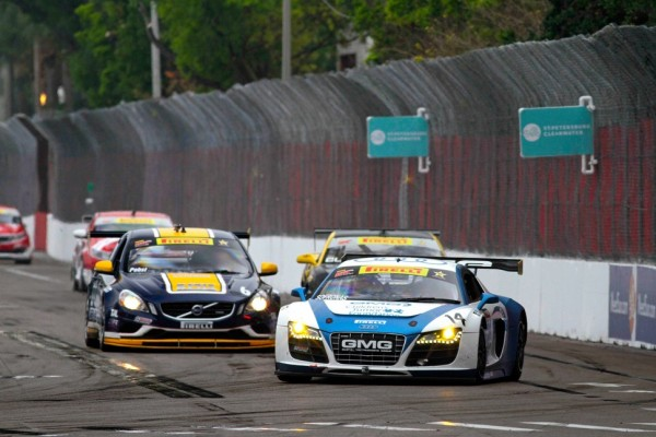 Sofronas wins GT race two at St. Petesburg