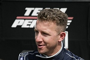 IndyCar Interview A. J. Allmendinger ready for his IndyCar debut
