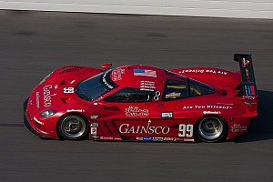 Grand-Am Qualifying report Fogarty shatters track record en route to pole award at Barber