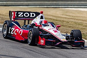 IndyCar Interview Allmendinger thrilled to be going to Indy