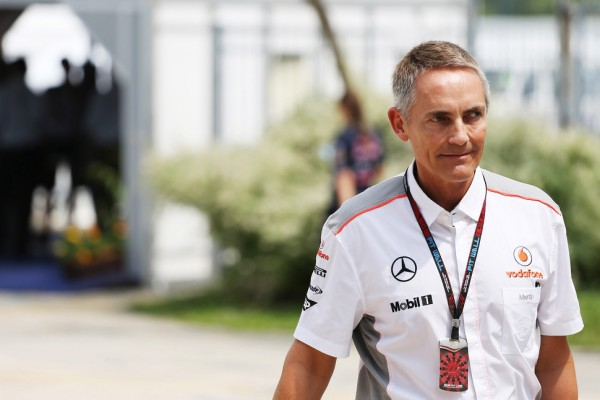 Whitmarsh 'worried' about F1 in China