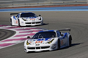 European Le Mans Preview Montecalvo and Jeannette ready for Ram Racing ELMS debut