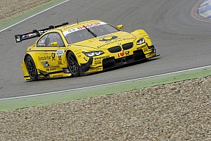 DTM Testing report BMW Motorsport completes its preparations with a four-day test in Hockenheim