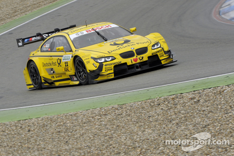 BMW Motorsport completes its preparations with a four-day test in Hockenheim