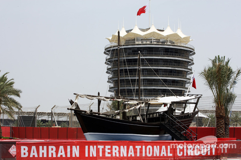 Strict curfew for Ferrari team in Bahrain