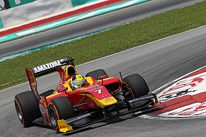 GP2 Preview Racing Engineering look to continue their successful start to the season in Bahrain