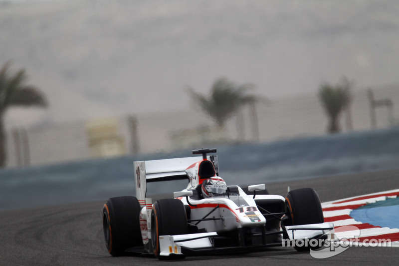 Coletti gets the second row of the grid in Bahrain
