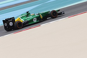 Caterham drivers quotes on qualifying round at Bahrain