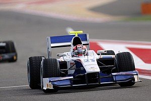 GP2 Race report Ceccon and Berthon ending up in 11th and 17th place at Al Sakhir - Feature Race