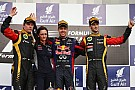 Vettel veers to victory in eventful Bahrain GP