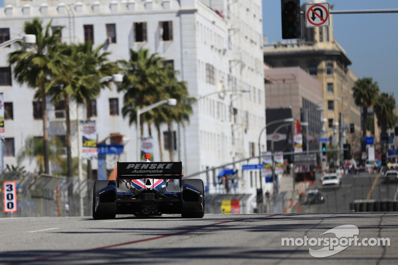 Team Penske qualify two drivers in top six to pace at Grand Prix of Long Beach
