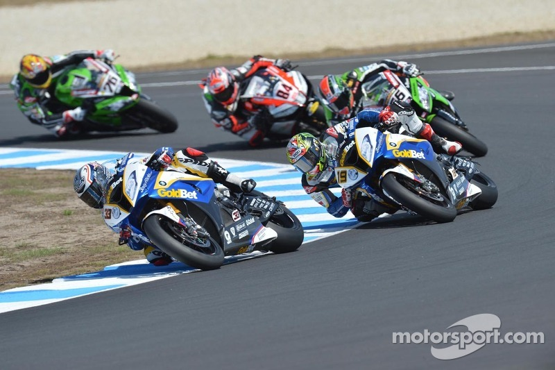 Guintoli holds points lead as the riders prepare for Assen's TT Circuit
