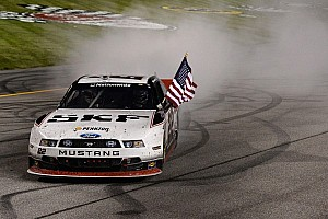 Keselowski victorious in Richmond 250