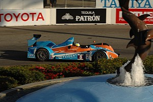 ALMS Blog Marcelli: From the cockpit - Grand Prix of Long Beach