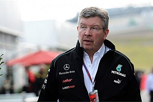Brawn warns more changes could hurt Mercedes