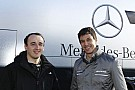 Mercedes would offer Kubica F1 test