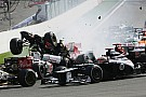 F1 considering 'demerit point' penalty system