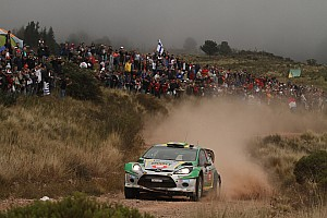 WRC Race report Daniel Oliveira improved in Argentina