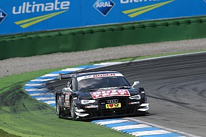 Disappointing opener for Audi at Hockenheim