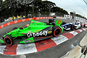 Sao Paulo IndyCar 300 delivers a knockout punch despite crash-prone preliminary rounds