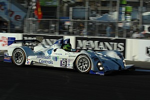 Four hours at Laguna Seca suits Ende just fine