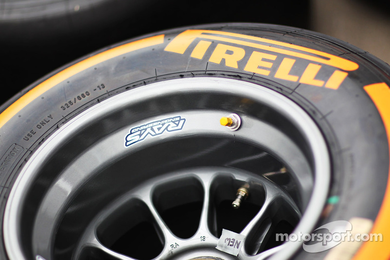 New 'hard' tyre splits paddock in Barcelona